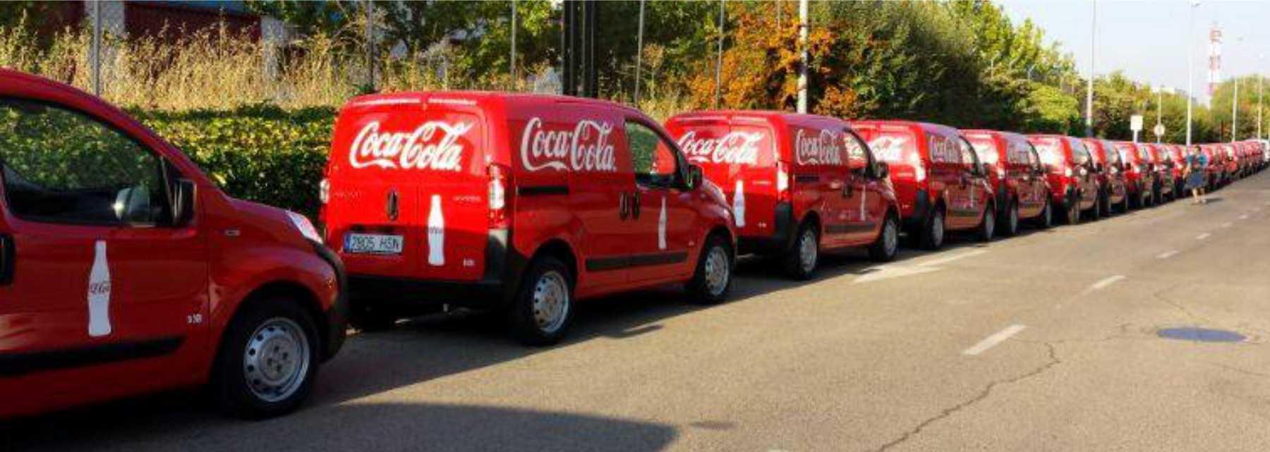 Rotulación Coca-Cola