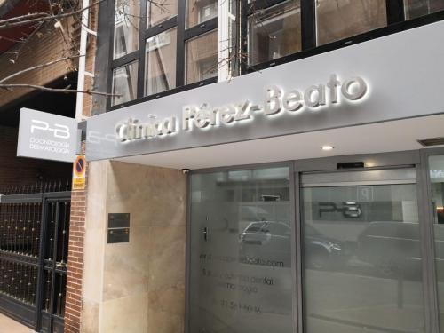 Clínica Pérez Beato