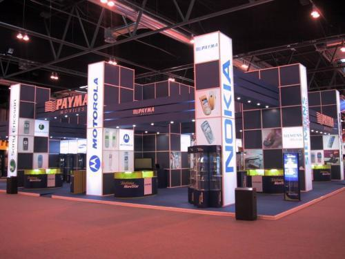 PAYMA STAND