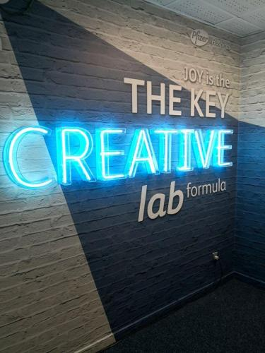 The Key Creative lab