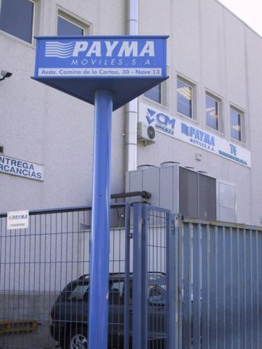 monolito payma